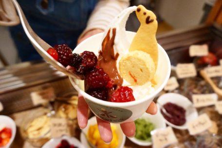 合言葉は「ヤーテロ!」。大須の新店『アニーのアイスクリーム屋さん』に行ってきた