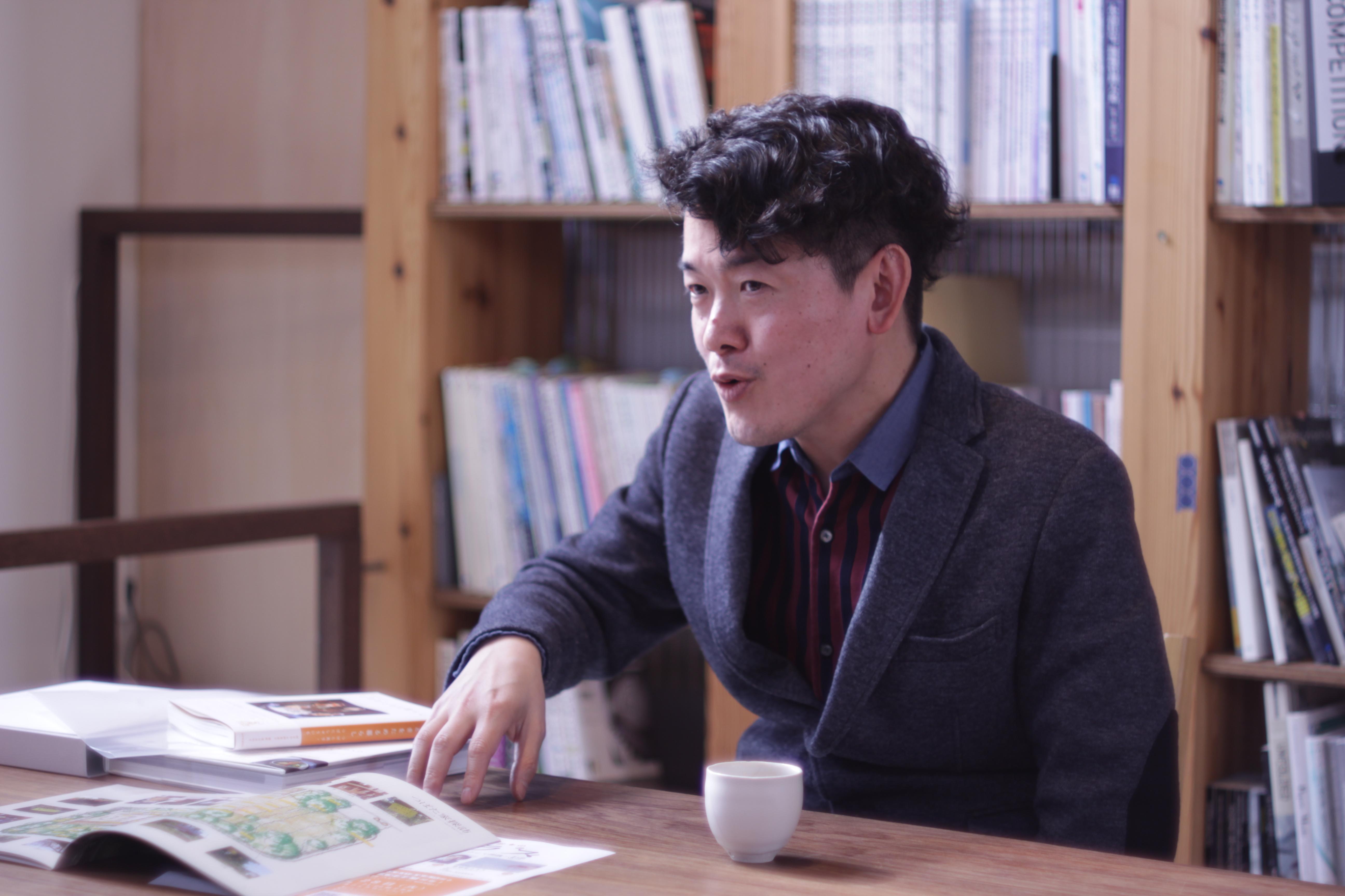「名古屋の人が名古屋を愛さないと。」街の仕掛け人に聞いた暮らしのヒント。間宮晨一千氏インタビュー - IMG 8748