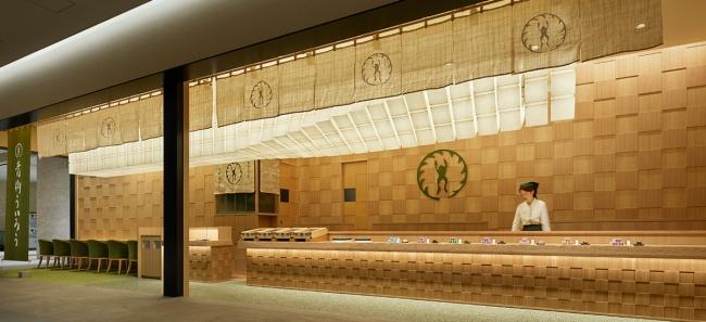 カフェスペースも併設、老舗『青柳総本家』の直営店がKITTE名古屋に進出! - d17584 2 845052 0