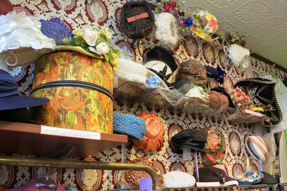 ここが名古屋の古着天国!「大須商店街」で古着屋巡り - こだわりのお店編 - - halentino.hats