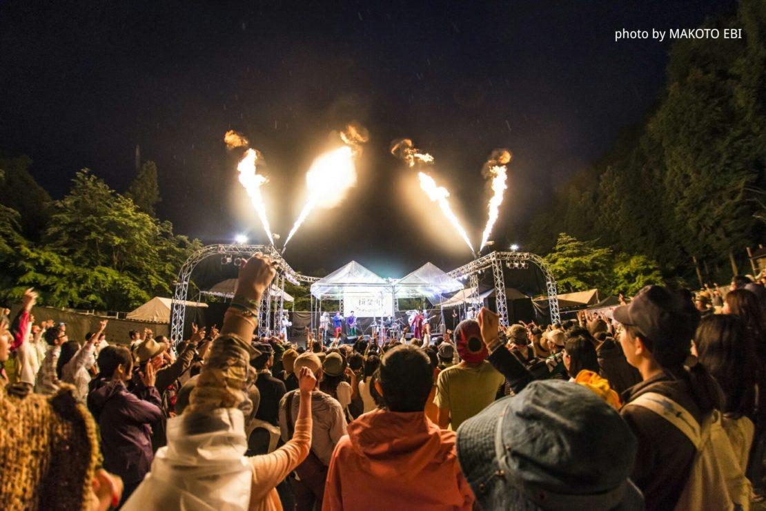 音楽、出店、アート、自然を満喫!『揖斐川ワンダーピクニック』が5月21日開催