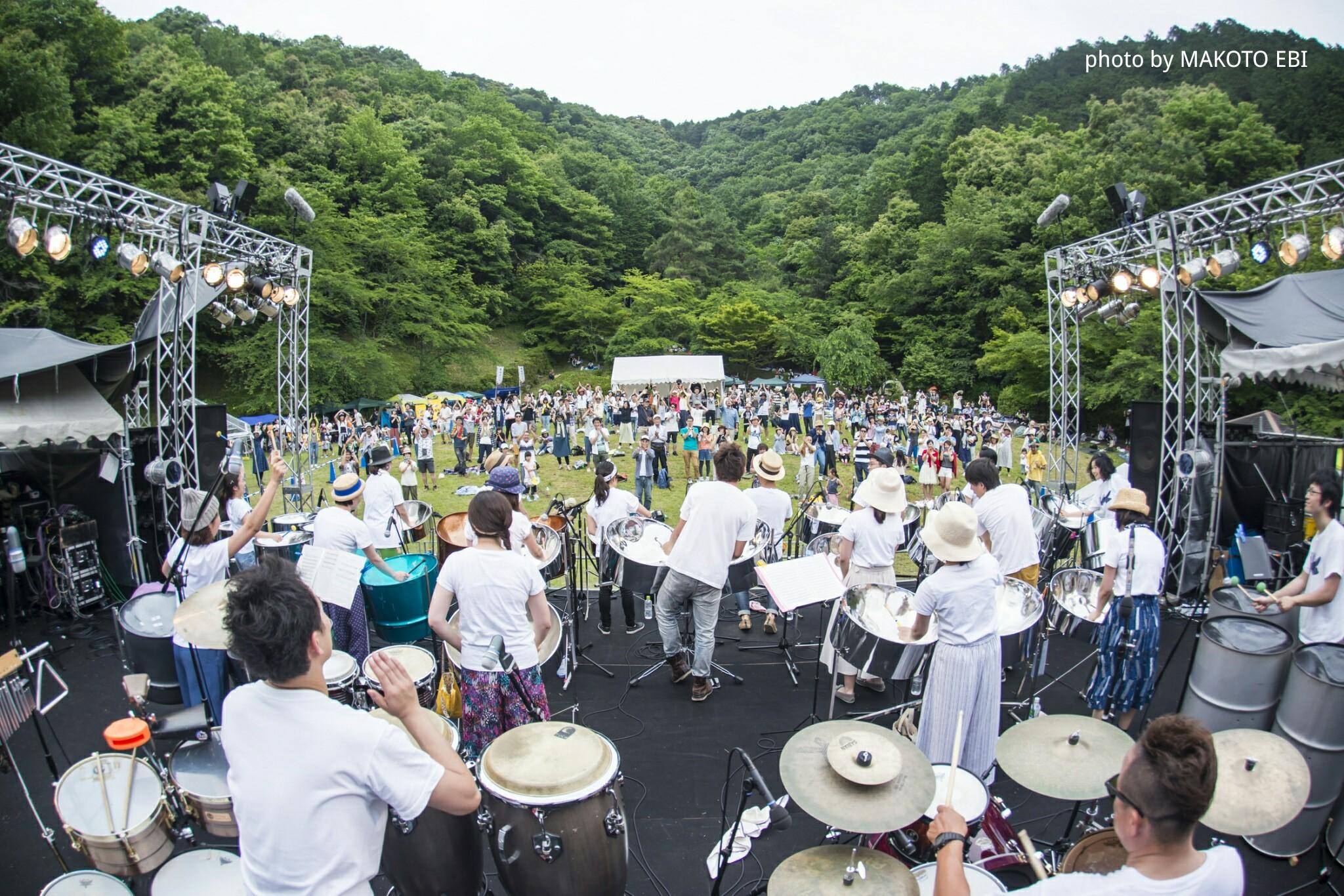 音楽、出店、アート、自然を満喫!『揖斐川ワンダーピクニック』が5月21日開催 - img 125161 2