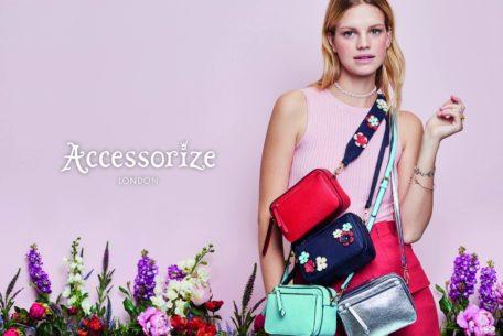 ファッショナブルでリーズナブル。ロンドン発のアクセサリーブランド『Accessorize』がオープン!