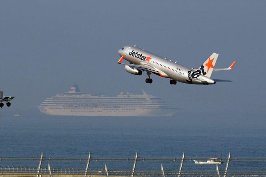 ジェットスター、中部発着路線の拡充へ。中部国際空港セントレアを2018年拠点化