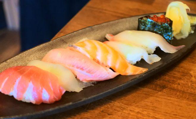 ランチ、土曜日の昼飲みにも!伏見で魚料理・寿司を楽しむなら「すしバル ちこり」 - DSC 1538 660x400
