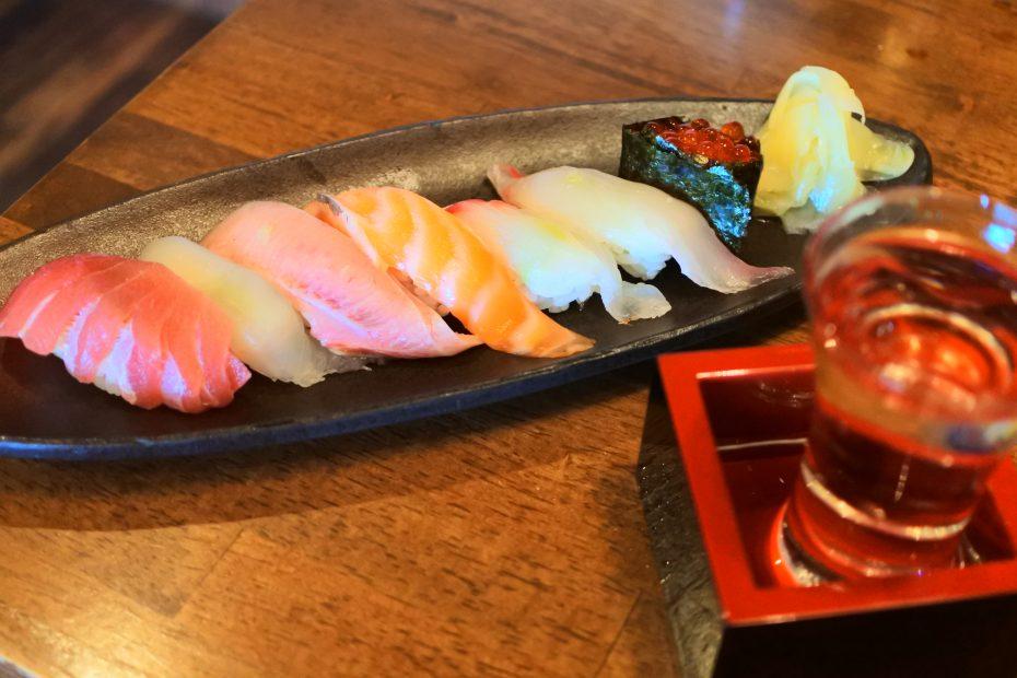 ランチ、土曜日の昼飲みにも!伏見で魚料理・寿司を楽しむなら「すしバル ちこり」 - DSC 1540 930x620