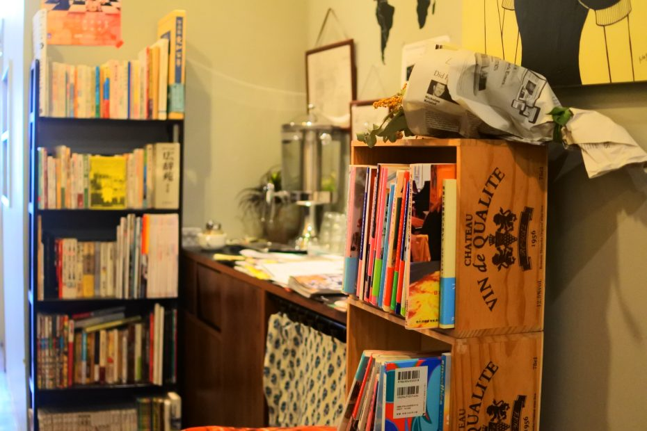 本のある生活をカフェから始めよう。名駅・伏見・栄の穴場的ブックカフェ特集 - DSC 1544 930x620