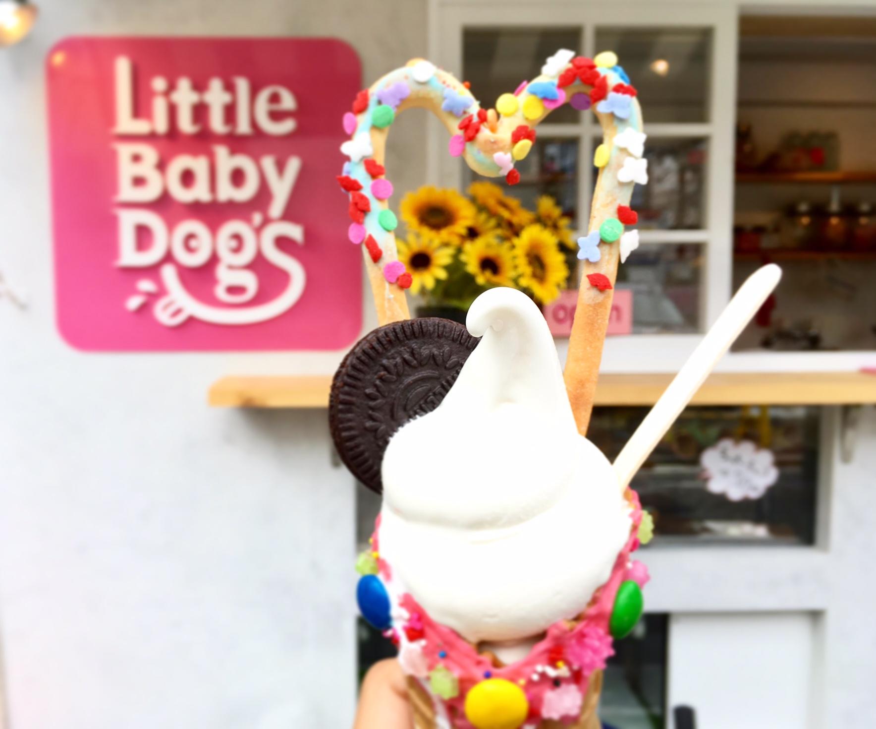 この夏の大本命!可愛すぎるソフトクリームが話題の『リトルベビードッグス』 - IMG 4009 1