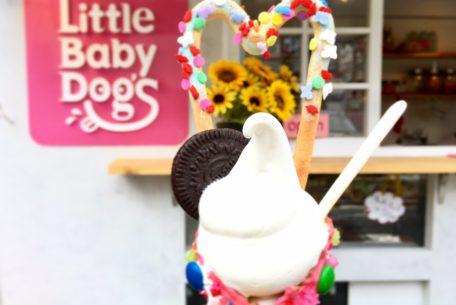 この夏の大本命!可愛すぎるソフトクリームが話題の『リトルベビードッグス』