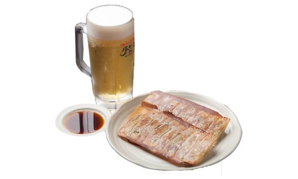 ビールと餃子の最強タッグ!有名餃子専門店が手がけるビアバルが豊橋にオープン - img03