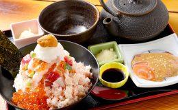 一度で七回おいしい!『刺身・海鮮炭焼・寿司 北海道』で味わう、究極の海鮮丼 - img 126693 1 260x160