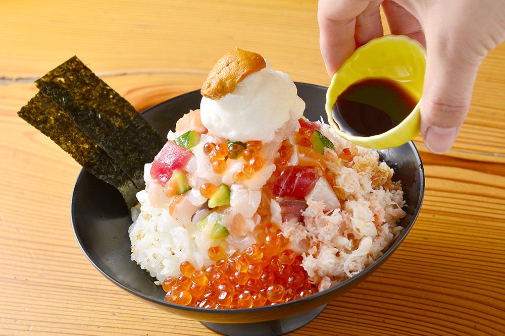 一度で七回おいしい!『刺身・海鮮炭焼・寿司 北海道』で味わう、究極の海鮮丼 - img 126693 4