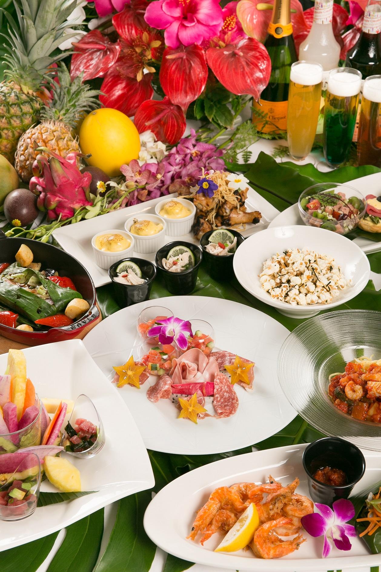 今年の夏は『ストリングスホテル名古屋』のハワイアンビアガーデンで決まり! - sub3 2