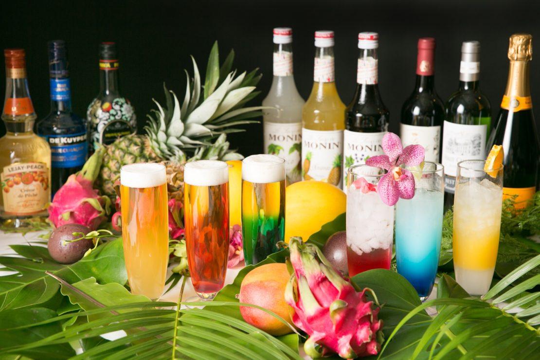 今年の夏は『ストリングスホテル名古屋』のハワイアンビアガーデンで決まり!