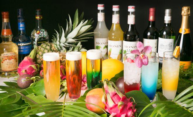 今年の夏は『ストリングスホテル名古屋』のハワイアンビアガーデンで決まり! - sub6 2 660x400