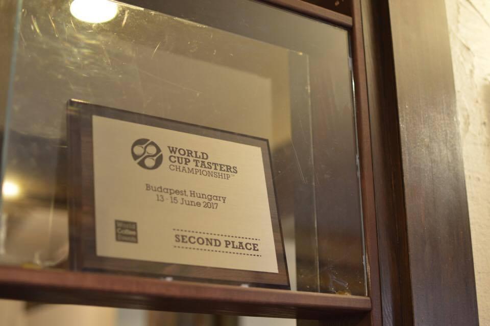 「珈琲通・豆蔵」がおくる、世界準チャンピオンが作る世界に一つのブレンドコーヒー - 19511652 1543672572374573 289742567 n