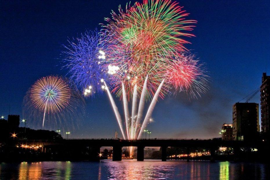 【2019年版】名古屋からいける花火大会まとめ!見どころやアクセス情報をお届け