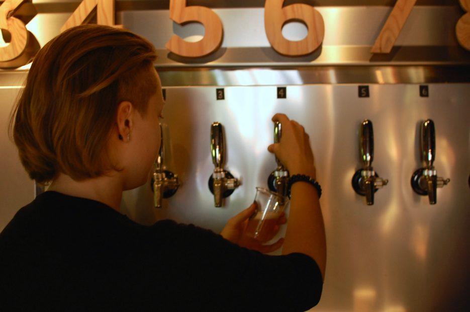 ニトロコーヒーにクラフトビールも!Trunk Coffee & Craft Beer - DSC 0420 935x620