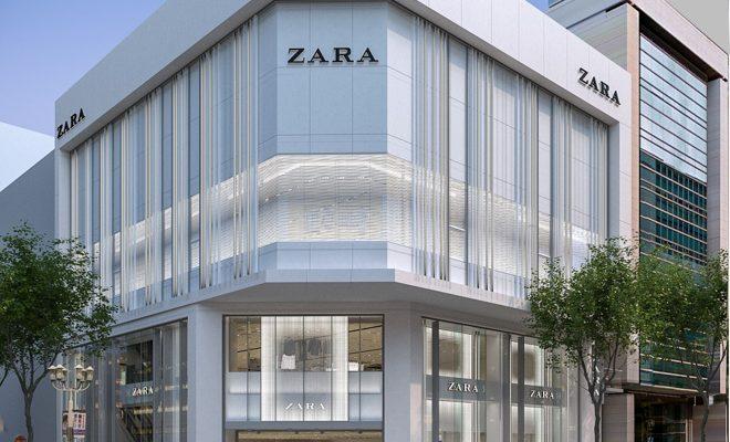 新たな商業ビル誕生!東海エリア最大の「ZARA 名古屋店」が栄に8月オープンへ - ZARA 20170607 001 thumb 660xauto 707555 660x400