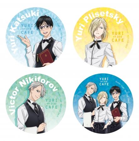 「ユーリ!!! on ICE」のコラボカフェが名古屋・栄に!6月30日から - d12194 120 933323 7