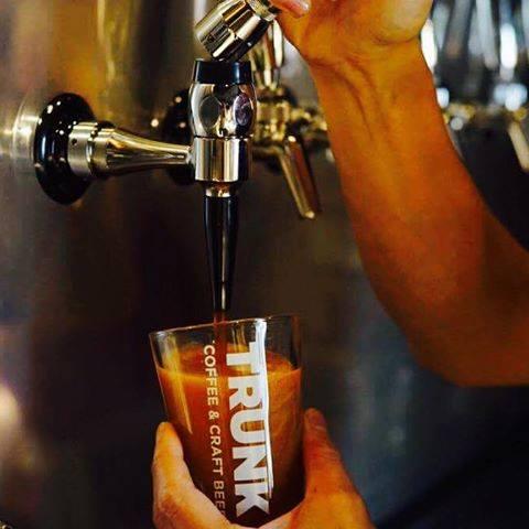 ニトロコーヒーにクラフトビールも!Trunk Coffee & Craft Beer - f213fb87b30bb7ad14addafe727638f0