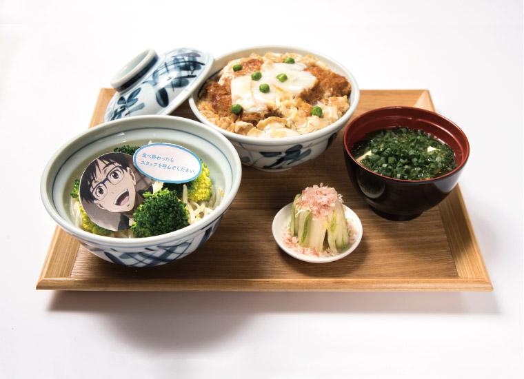 「ユーリ!!! on ICE」のコラボカフェが名古屋・栄に!6月30日から - katsudon 0519