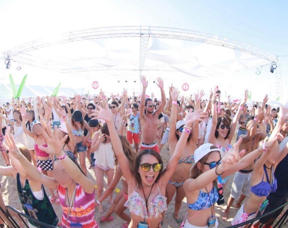 水着×海×音楽『りんくうビーチフェス2017』で忘れられない夏の思い出をつくる