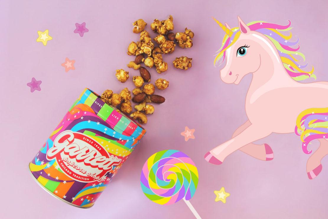 ギャレットから「Unicorn缶」が新登場!大好評のフレーバーも限定復活