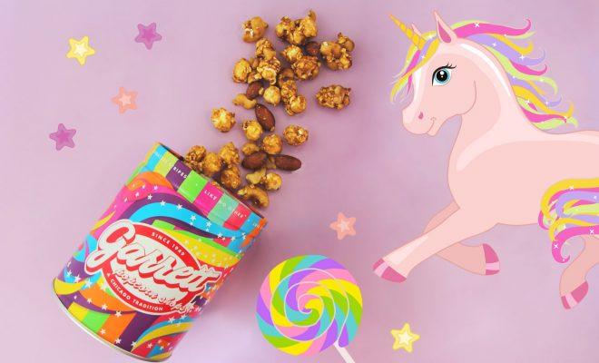 ギャレットから「Unicorn缶」が新登場!大好評のフレーバーも限定復活 - 6e55b4f28b6cba1905f3140fb358f427 660x400