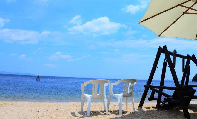 南国気分の無人島『三河大島』で海水浴。ウォールアートや周辺スポット情報も - DSC 0101 660x400