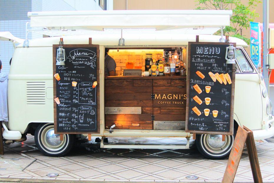 毎日通いたい!名駅近くの移動カフェ「MAGNI'S COFFEE TRUCK」 - DSC 2385 930x620
