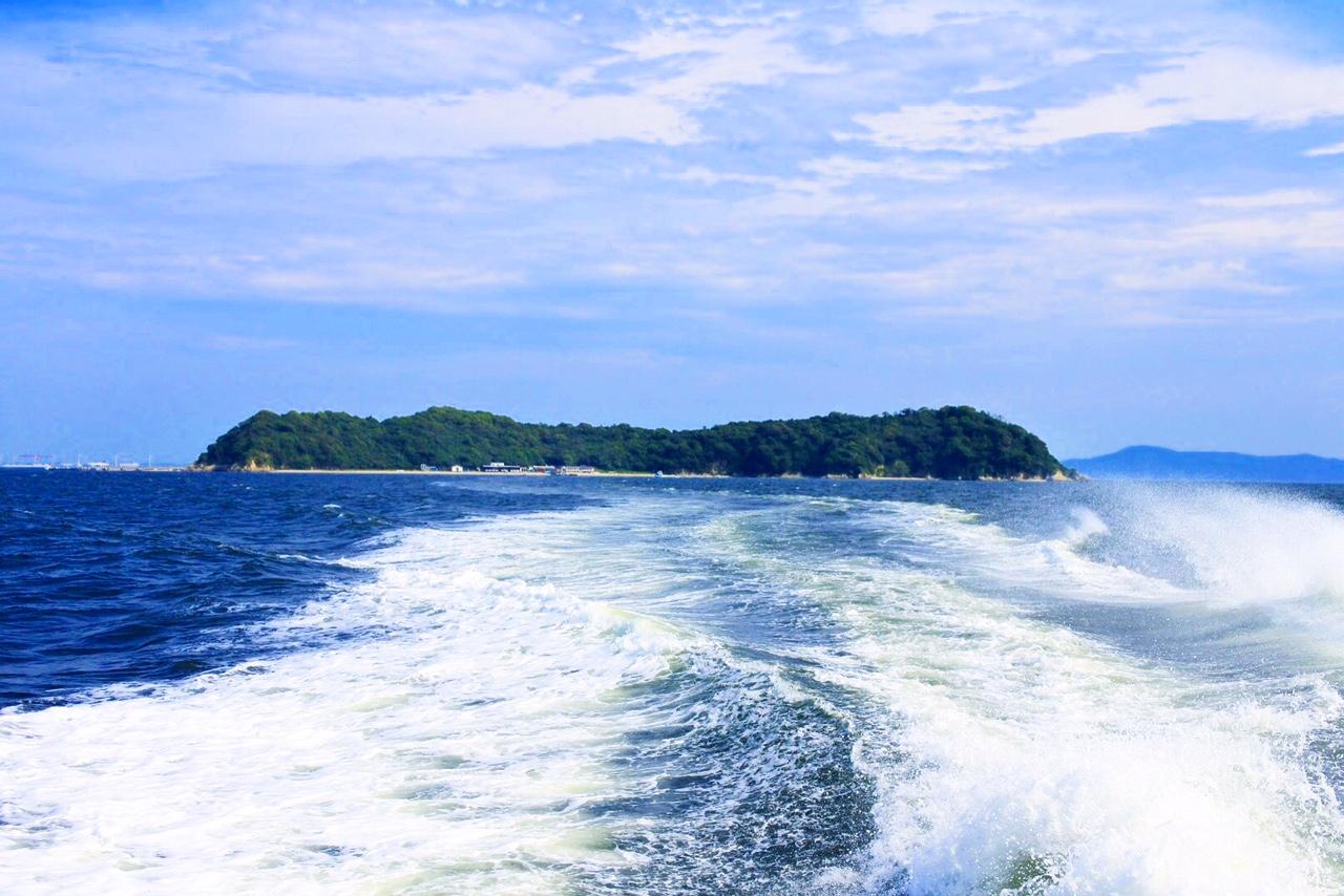 南国気分の無人島『三河大島』で海水浴。ウォールアートや周辺スポット情報も - IMG 4655