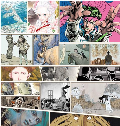 マンガ好き必見の美術展「ルーヴルNo.9」が松坂屋美術館で開催!