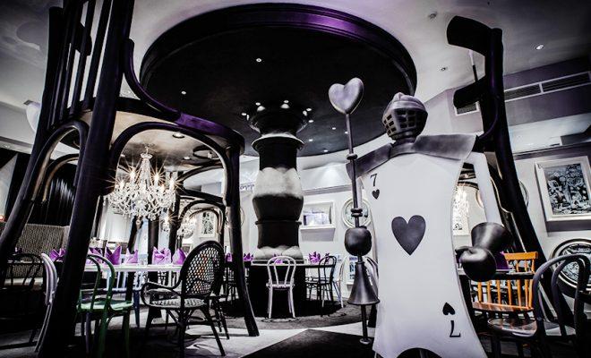 ファンタジーレストラン『銀幕の国のアリス』のランチメニューがリニューアル! - ginmakualice1 660x400