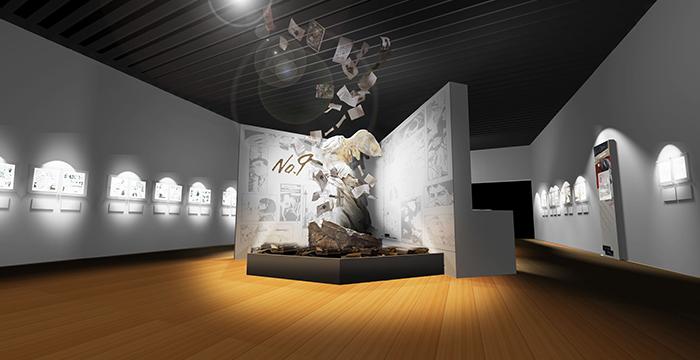 マンガ好き必見の美術展「ルーヴルNo.9」が松坂屋美術館で開催! - highlight img 01 1