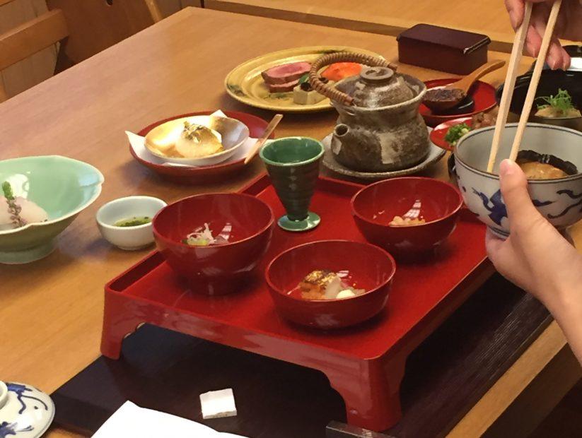 徳川美術館横の宝善亭で7月15日から提供される信長御膳を食べてきた! - image2 1 823x620