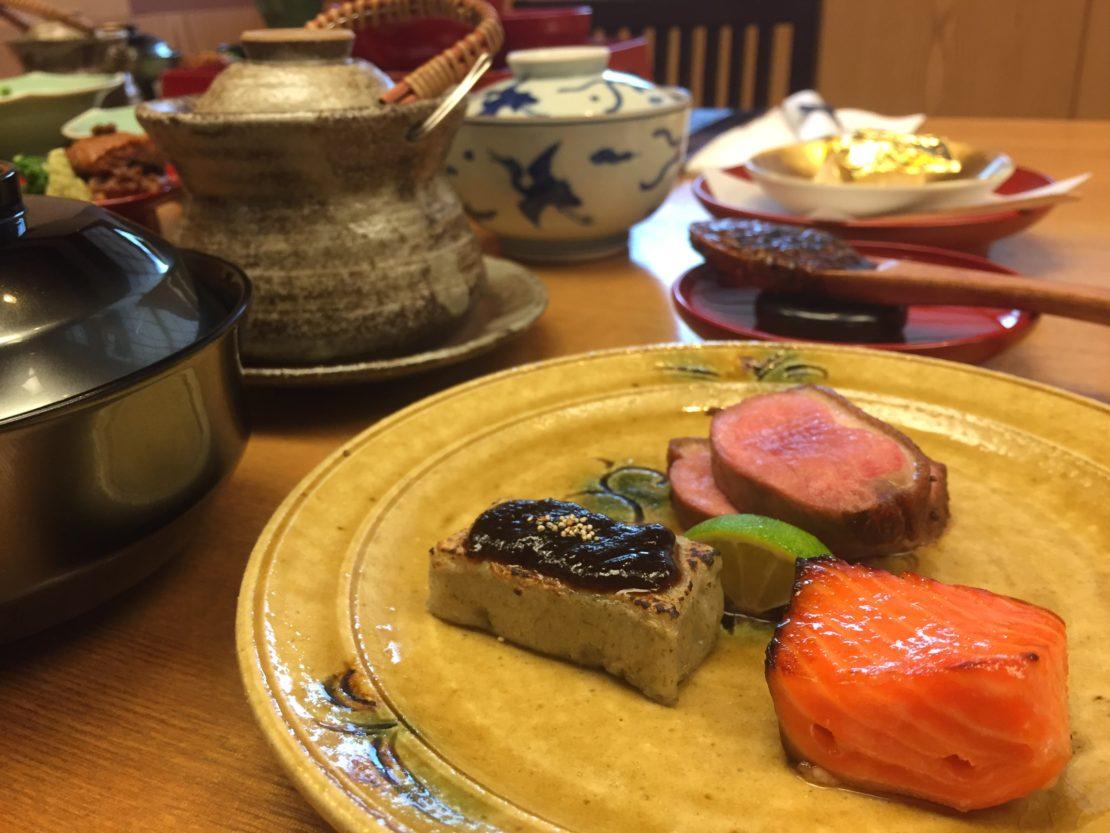 徳川美術館横の宝善亭で7月15日から提供される信長御膳を食べてきた!