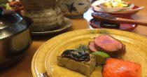 徳川美術館横の宝善亭で7月15日から提供される信長御膳を食べてきた!_0