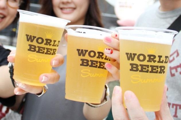 世界のビール×最高の音楽『ワールドビアサミット2017』が今年も栄・久屋広場で開催!