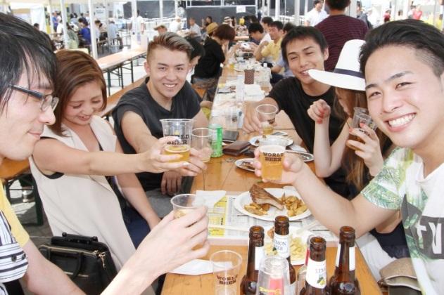 世界のビール×最高の音楽『ワールドビアサミット2017』が今年も栄・久屋広場で開催! - img 132746 6
