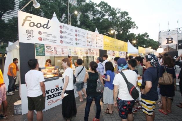 世界のビール×最高の音楽『ワールドビアサミット2017』が今年も栄・久屋広場で開催! - img 132746 7