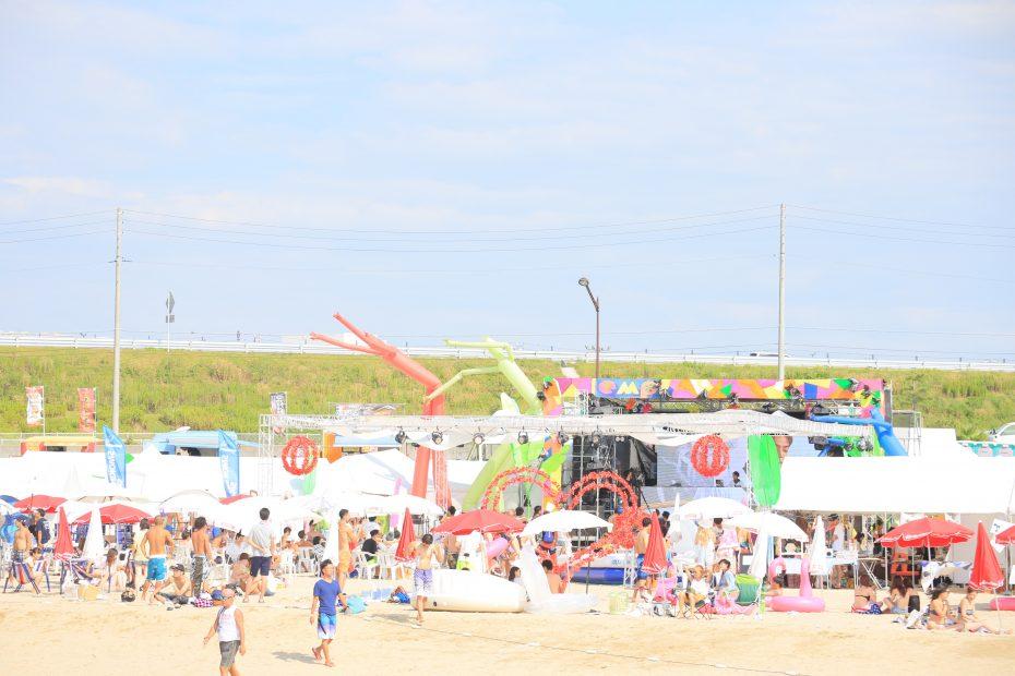 水着×海×音楽『りんくうビーチフェス2017』で忘れられない夏の思い出をつくる - img fun 01 930x620