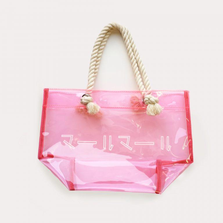 ママ必見。「まあるいかたちのよだれかけ」で話題のMARLMARLが栄にオープン - poolbag pink 768x768