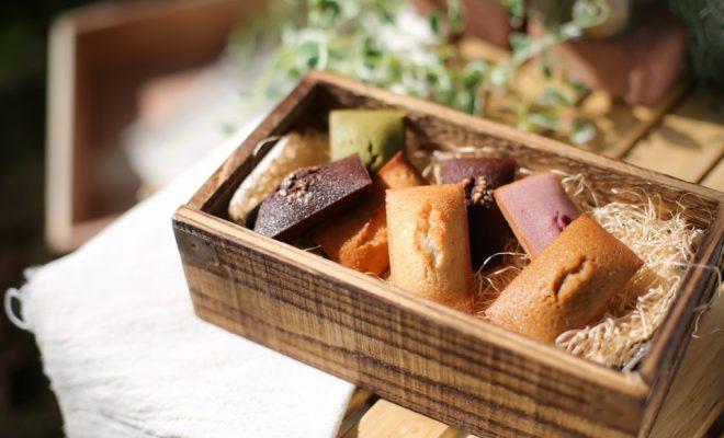 優しい気分のティータイムは『フィナンシェリーアッシュ』の焼き菓子で! - 022 660x400