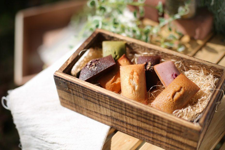 優しい気分のティータイムは『フィナンシェリーアッシュ』の焼き菓子で!
