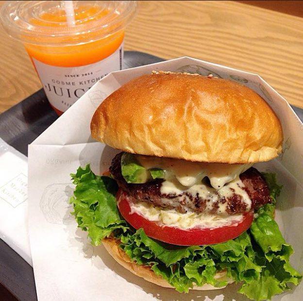 体に優しいハンバーガー『オーガニックバーガーキッチン』がラシックに9月オープン - 11539753 738244309617792 6057627912646993894 n 624x620