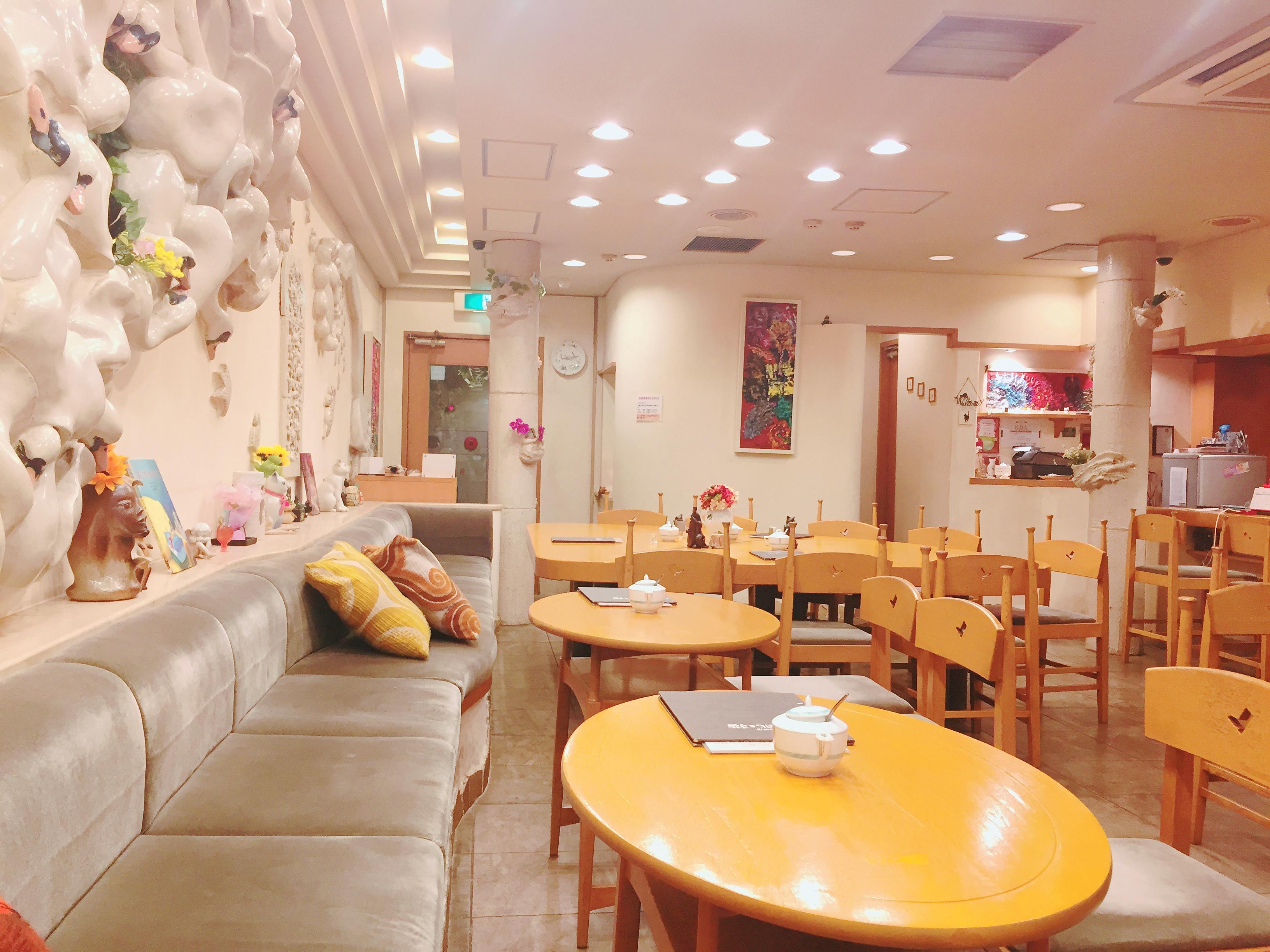 店内いっぱいに広がるおとぎ話の世界!珈琲店「長靴と猫」で優雅なランチタイムを - IMG 6540