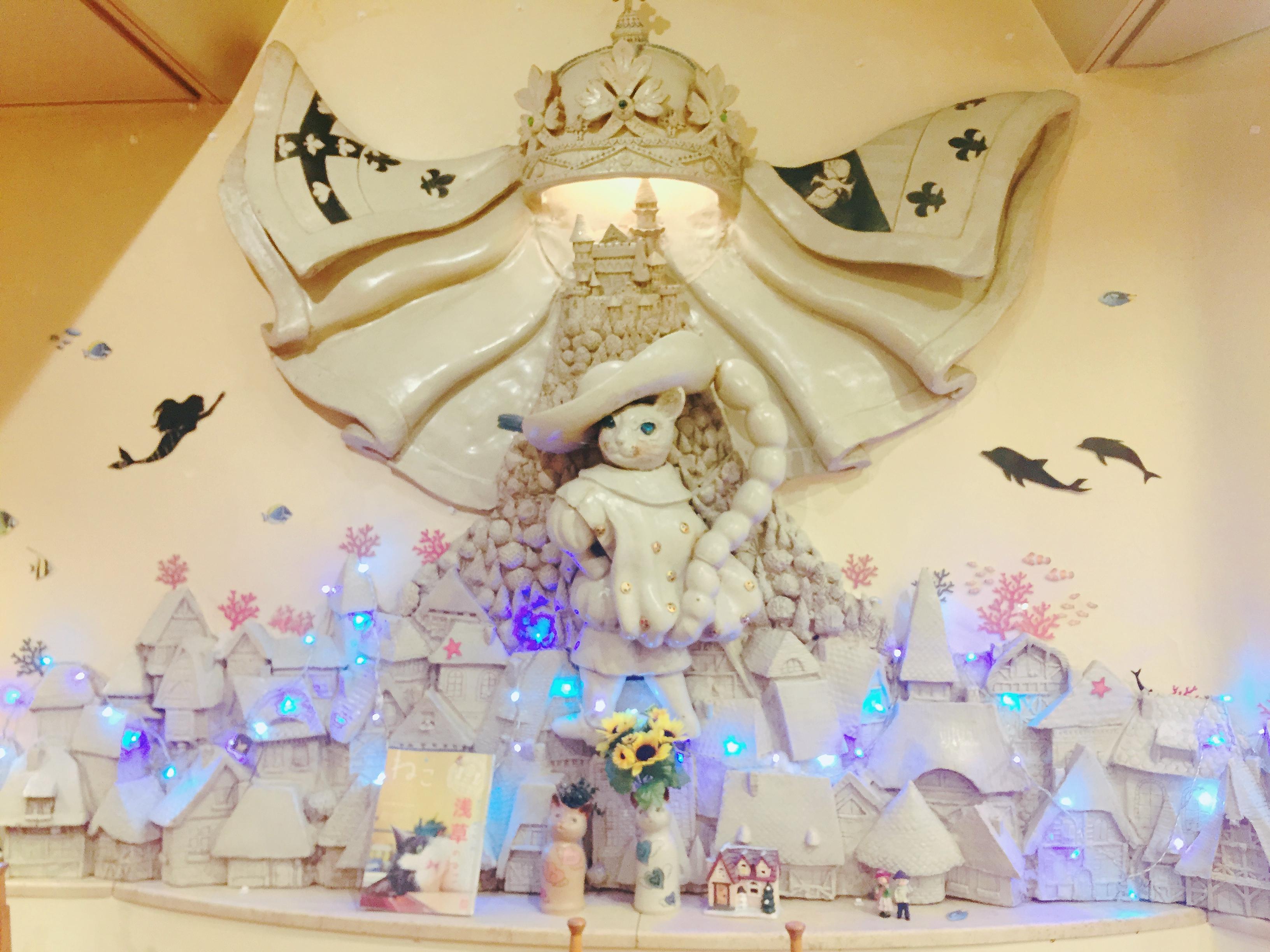 店内いっぱいに広がるおとぎ話の世界!珈琲店「長靴と猫」で優雅なランチタイムを - IMG 6541