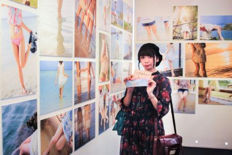 ふしぎな空間『ふともも写真の世界展 南国編 in 名古屋』に行ってきた