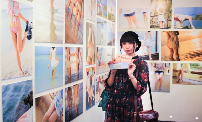 ふしぎな空間『ふともも写真の世界展 南国編 in 名古屋』に行ってきた - IMG 9482 2 660x400